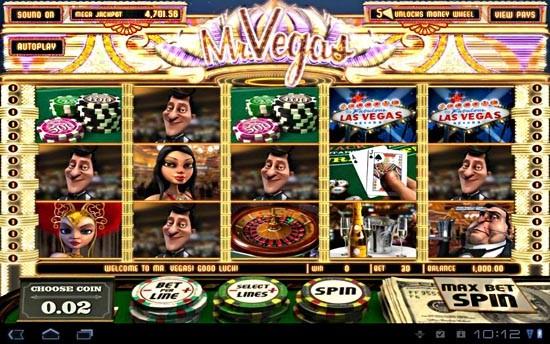 betsoft slot machine