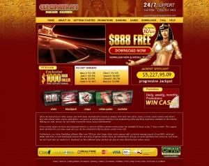 Cleopatras Palace Casino